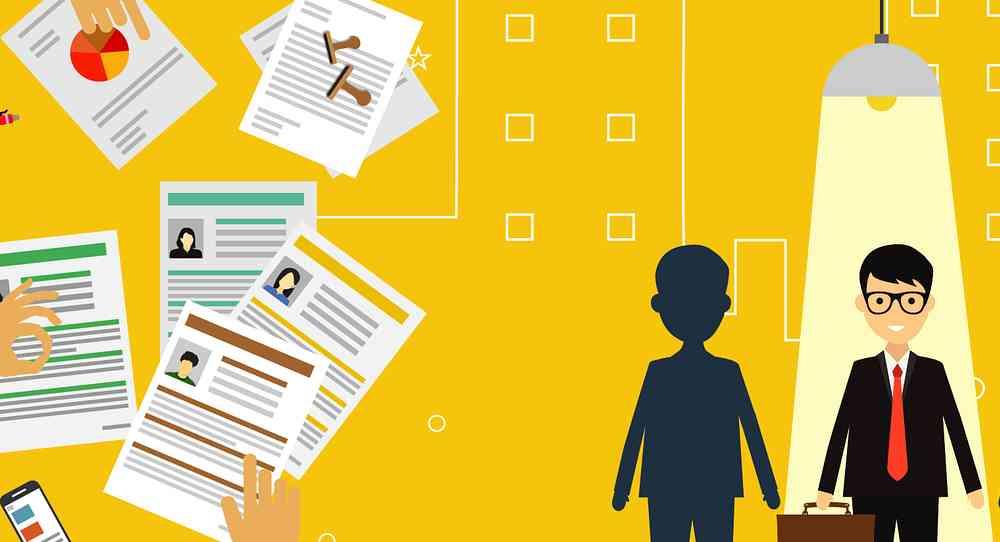 infografía sobre webs de curriculum vitae