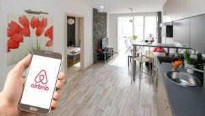 negocio en Airbnb