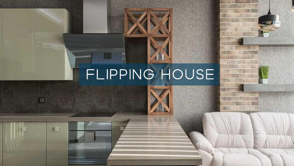Imagen destacada interior casa reformada mediante flipping House